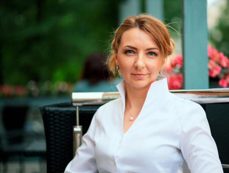 Галина Каптюг - центр обучения преподавателей и языковая школа