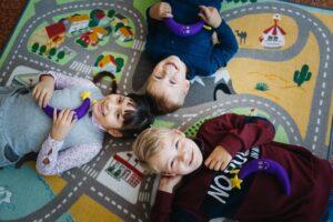 Урок с носителем языка для детей - школа Moonlight