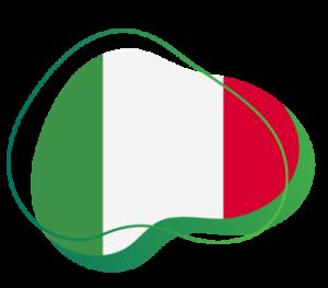 Флаг итальянского языка