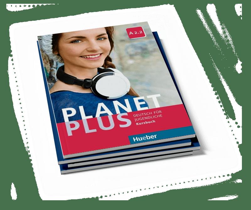 Немецкий для подростков онлайн - курс planet