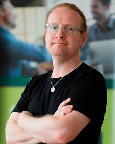 James Woodbury преподаватель native speaker - языковая школа Moonlight