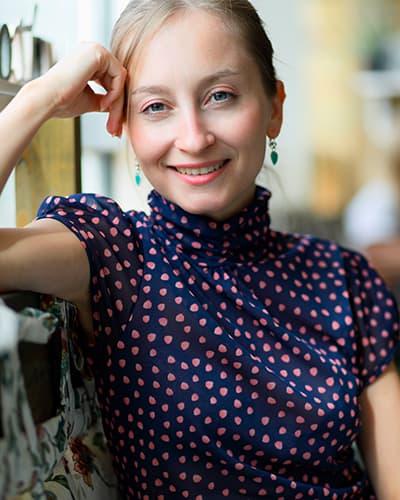 Анна Немкович учитель английского языка